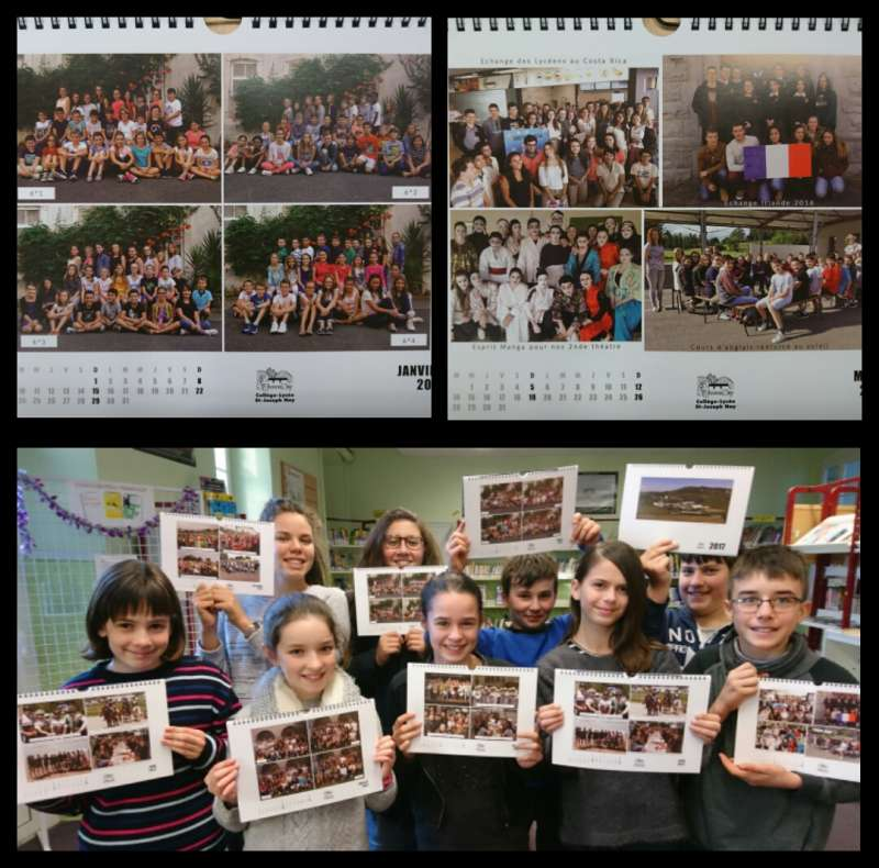 photo calendriers 2017