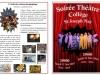 Programme théâtre collège I